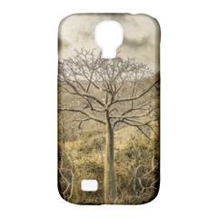 Ceiba Tree At Dry Forest Guayas District   Ecuador Samsung Galaxy S4 Classic Hardshell Case (pc+silicone) by dflcprints