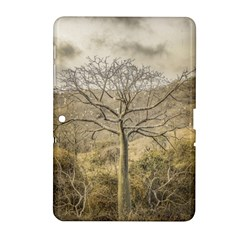 Ceiba Tree At Dry Forest Guayas District   Ecuador Samsung Galaxy Tab 2 (10 1 ) P5100 Hardshell Case  by dflcprints