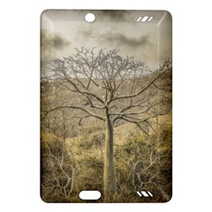 Ceiba Tree At Dry Forest Guayas District   Ecuador Amazon Kindle Fire Hd (2013) Hardshell Case by dflcprints