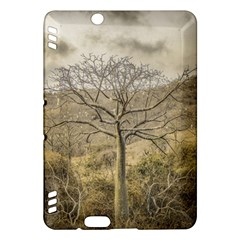 Ceiba Tree At Dry Forest Guayas District   Ecuador Kindle Fire Hdx Hardshell Case by dflcprints