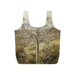 Ceiba Tree At Dry Forest Guayas District   Ecuador Full Print Recycle Bags (s)  by dflcprints