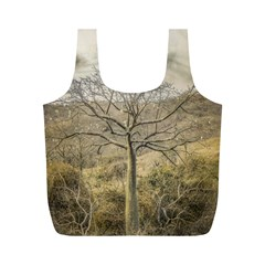 Ceiba Tree At Dry Forest Guayas District   Ecuador Full Print Recycle Bags (m)  by dflcprints