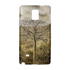 Ceiba Tree At Dry Forest Guayas District   Ecuador Samsung Galaxy Note 4 Hardshell Case by dflcprints