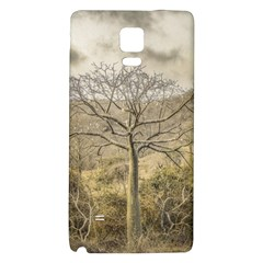 Ceiba Tree At Dry Forest Guayas District   Ecuador Galaxy Note 4 Back Case by dflcprints