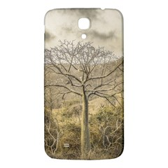 Ceiba Tree At Dry Forest Guayas District   Ecuador Samsung Galaxy Mega I9200 Hardshell Back Case by dflcprints