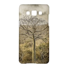 Ceiba Tree At Dry Forest Guayas District   Ecuador Samsung Galaxy A5 Hardshell Case  by dflcprints