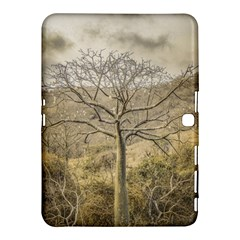 Ceiba Tree At Dry Forest Guayas District   Ecuador Samsung Galaxy Tab 4 (10 1 ) Hardshell Case  by dflcprints