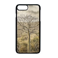 Ceiba Tree At Dry Forest Guayas District   Ecuador Apple Iphone 7 Plus Seamless Case (black) by dflcprints