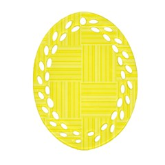 Pattern Ornament (oval Filigree) by Valentinaart