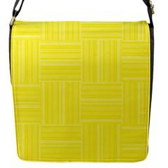 Pattern Flap Messenger Bag (s) by Valentinaart