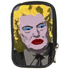 Happy Birthday Mr  President  Compact Camera Cases by Valentinaart