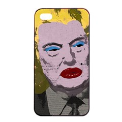 Happy Birthday Mr  President  Apple Iphone 4/4s Seamless Case (black) by Valentinaart