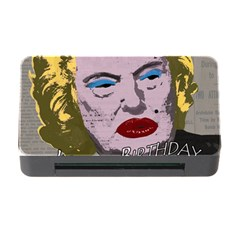 Happy Birthday Mr  President  Memory Card Reader With Cf by Valentinaart