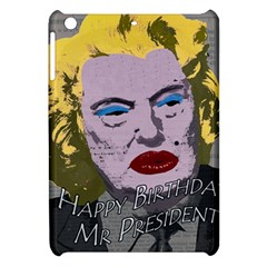 Happy Birthday Mr  President  Apple Ipad Mini Hardshell Case by Valentinaart