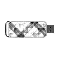 Pattern Portable Usb Flash (one Side) by Valentinaart