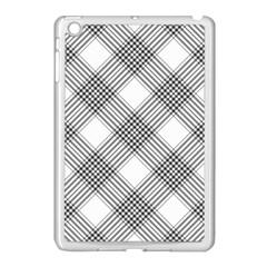 Pattern Apple Ipad Mini Case (white) by Valentinaart