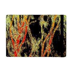 Artistic Effect Fractal Forest Background Ipad Mini 2 Flip Cases by Simbadda