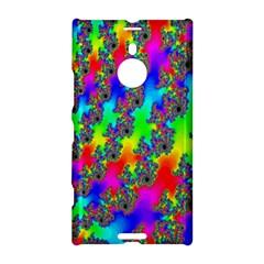 Digital Rainbow Fractal Nokia Lumia 1520 by Simbadda