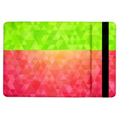 Colorful Abstract Triangles Pattern  Ipad Air Flip by TastefulDesigns