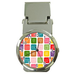 Icons Vector Money Clip Watches by Simbadda