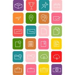 Icons Vector 5 5  X 8 5  Notebooks by Simbadda