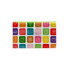 Icons Vector Cosmetic Bag (xs) by Simbadda