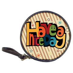 Have A Nice Happiness Happy Day Classic 20 Cd Wallets by Simbadda