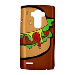 Burger Double Lg G4 Hardshell Case