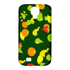 Seamless Tile Background Abstract Samsung Galaxy S4 Classic Hardshell Case (pc+silicone) by Simbadda