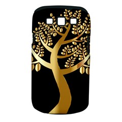 Abstract Art Floral Forest Samsung Galaxy S Iii Classic Hardshell Case (pc+silicone) by Simbadda