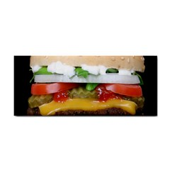 Abstract Barbeque Bbq Beauty Beef Cosmetic Storage Cases by Simbadda