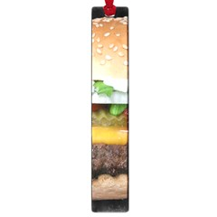 Abstract Barbeque Bbq Beauty Beef Large Book Marks by Simbadda