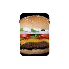 Abstract Barbeque Bbq Beauty Beef Apple Ipad Mini Protective Soft Cases by Simbadda