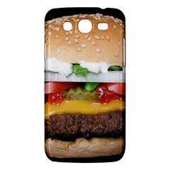 Abstract Barbeque Bbq Beauty Beef Samsung Galaxy Mega 5 8 I9152 Hardshell Case  by Simbadda
