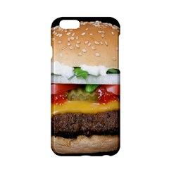 Abstract Barbeque Bbq Beauty Beef Apple Iphone 6/6s Hardshell Case by Simbadda