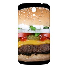 Abstract Barbeque Bbq Beauty Beef Samsung Galaxy Mega I9200 Hardshell Back Case
