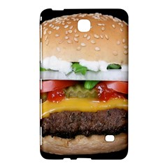 Abstract Barbeque Bbq Beauty Beef Samsung Galaxy Tab 4 (7 ) Hardshell Case  by Simbadda