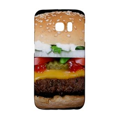 Abstract Barbeque Bbq Beauty Beef Galaxy S6 Edge by Simbadda