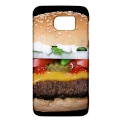 Abstract Barbeque Bbq Beauty Beef Galaxy S6 by Simbadda