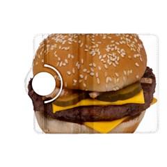 Cheeseburger On Sesame Seed Bun Kindle Fire Hd (2013) Flip 360 Case by Simbadda