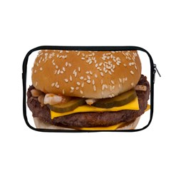 Cheeseburger On Sesame Seed Bun Apple Macbook Pro 13  Zipper Case by Simbadda