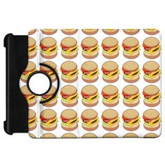 Hamburger Pattern Kindle Fire Hd 7  by Simbadda