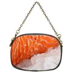 Abstract Angel Bass Beach Chef Chain Purses (two Sides)  by Simbadda