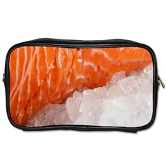 Abstract Angel Bass Beach Chef Toiletries Bags 2 Side by Simbadda
