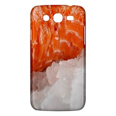 Abstract Angel Bass Beach Chef Samsung Galaxy Mega 5 8 I9152 Hardshell Case  by Simbadda