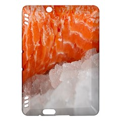 Abstract Angel Bass Beach Chef Kindle Fire Hdx Hardshell Case by Simbadda