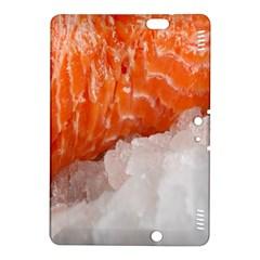 Abstract Angel Bass Beach Chef Kindle Fire Hdx 8 9  Hardshell Case by Simbadda