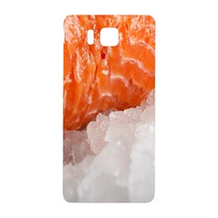 Abstract Angel Bass Beach Chef Samsung Galaxy Alpha Hardshell Back Case by Simbadda