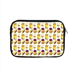 Hamburger And Fries Apple Macbook Pro 15  Zipper Case