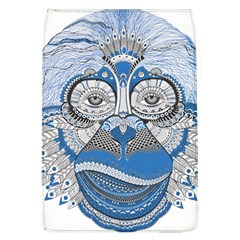 Pattern Monkey New Year S Eve Flap Covers (l)  by Simbadda